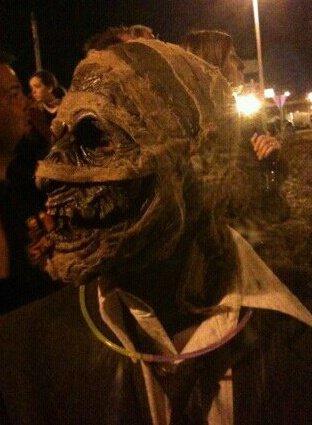 2nd Place Winner! Keun Hicks Zombie