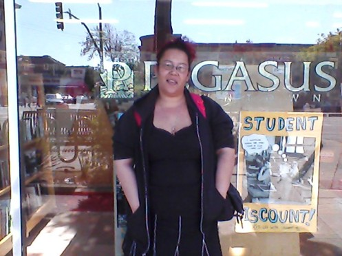 Pegasus Books, Downtown Berkeley