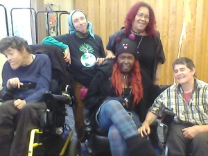 Wrycrips - Disabled women's theater