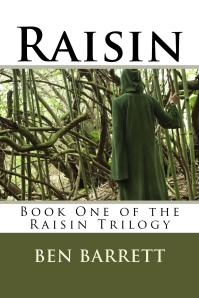Raisin (Cover for Kindle)