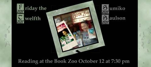BookZoo event