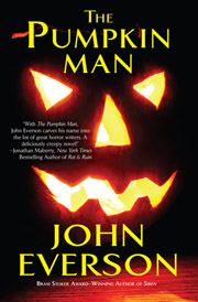 """The Pumpkin Man"" by John Everson"