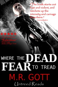 Where the dead fear to tread