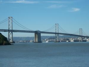 Bay Bridge from the side (Sick YG)