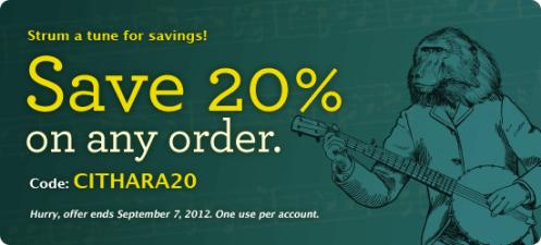 20% off! at Lulu.com