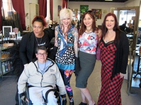 Five Fab Female Writers