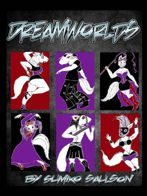 dreamworlds color cover