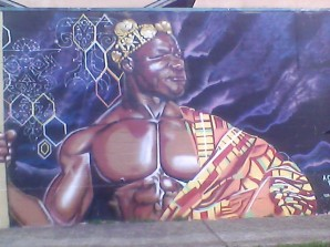 I photograph art, like this awesome mural by CRP Bay Area