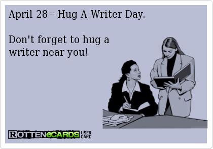 hugawritersday