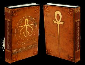 gothic rainbow book-cover