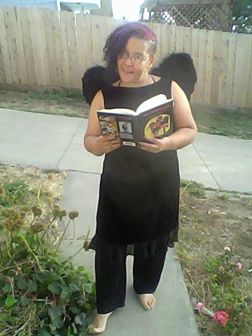 Sumiko with Wings
