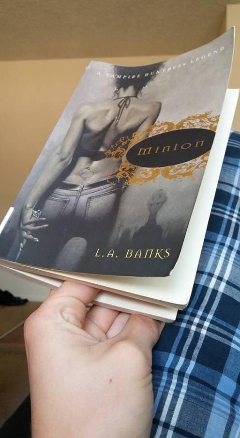 LA Banks Minion