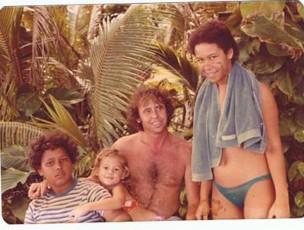 Hawaii Miki 13 Scott 12 Bob Danielle