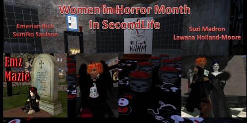 Frightening Femme Feb SL WiHM
