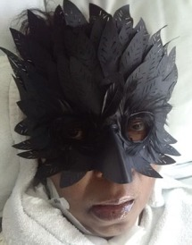 Crow Mask Mom2