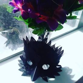 Crow Mask Moms