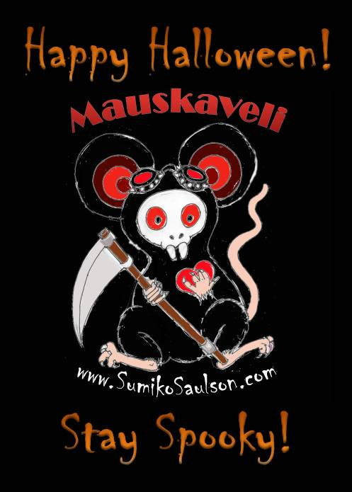 DeathAngel Halloween