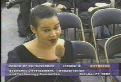 SF Board of Directors 1997 tech committee
