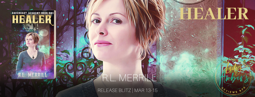 "RELEASE DAY: ""Healer"" by R.L. Merrill — Author SF Benson"